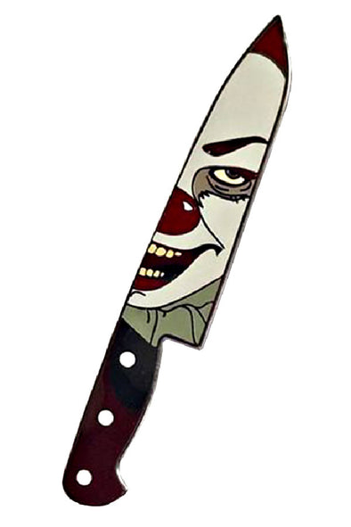 Pennywise Knife Pin - Vampirefreaks Store