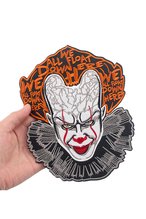 Giant Pennywise Patch (It's Huge!)