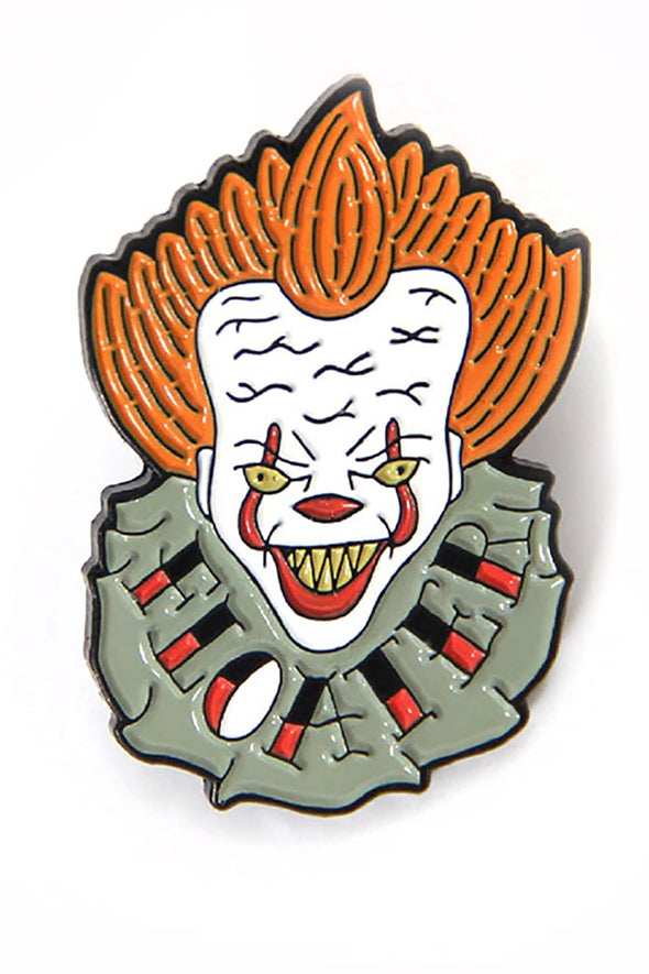 Pennywise Floater Pin - Vampirefreaks Store