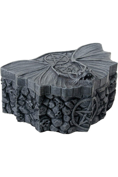 Pentagram Bat Box - Vampirefreaks Store