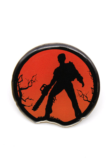 Shadow of the Evil Dead Enamel Pin