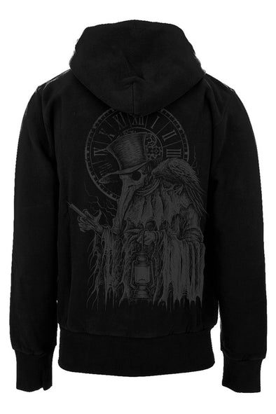 Plague Doctor Hoodie [Zipper or Pullover]