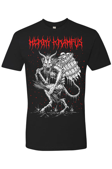 Merry Krampus Tee [Multiple Styles Available]