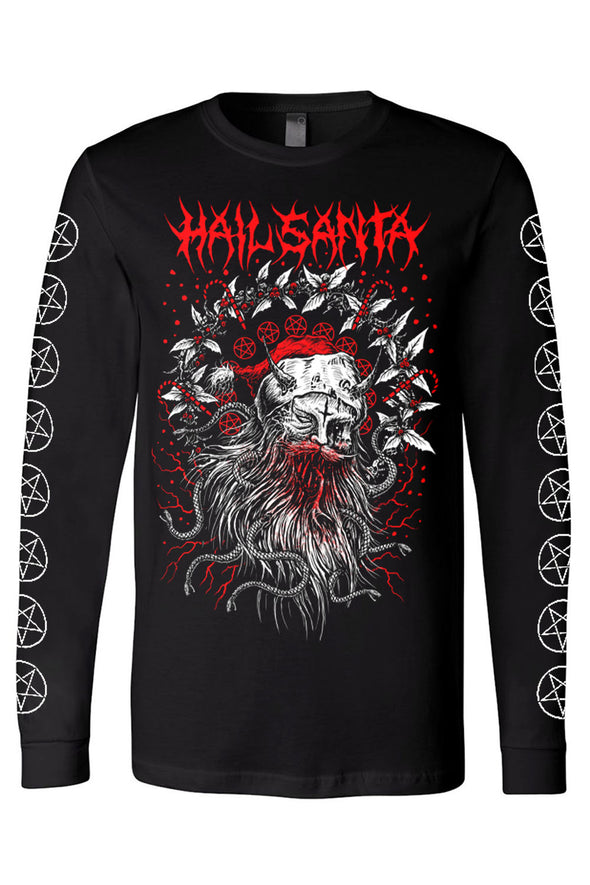 Hail Santa Christmas Tee [Multiple Styles Available]