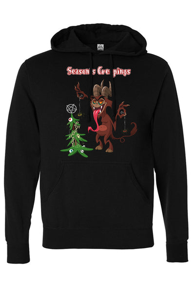 Season's Creepings Hoodie [Zipper or Pullover]