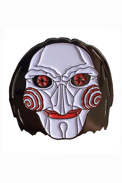 Jigsaw Saw Pin - Vampirefreaks Store