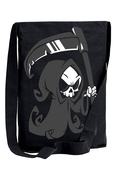 VampireFreaks Grim Creeper Sling Shoulder Tote Bag - Vampirefreaks Store
