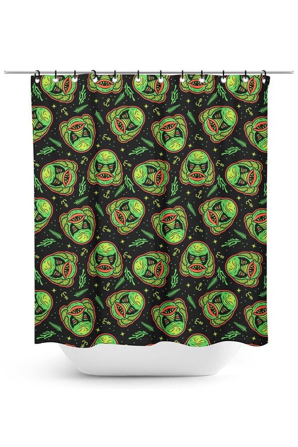 Creature Shower Curtain