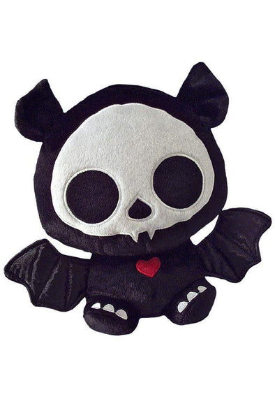 Skelanimals Diego Bat 6 Inch Deluxe Plush - Vampirefreaks Store