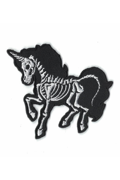 Unicorn Skeleton Patch