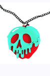 Goth Snow White Necklace