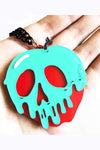 Poisoned Apple Necklace