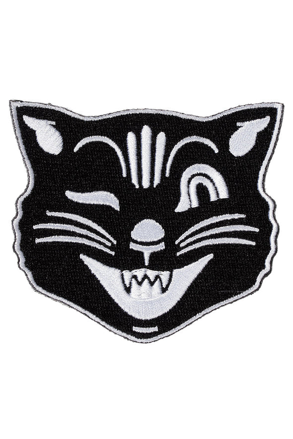 Sourpuss Jinx The Cat Patch - Vampirefreaks Store