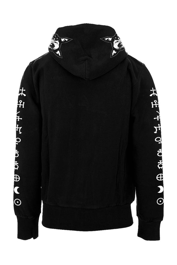 Purranormal Spirit Board Hoodie [Zipper or Pullover]