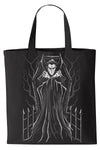 VampireFreaks Dracula in Coffin Tote Bag - Vampirefreaks Store