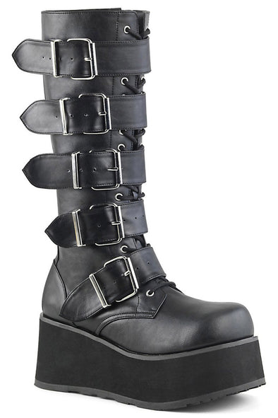 Phantom Platform Boots [Matte Vegan Leather]