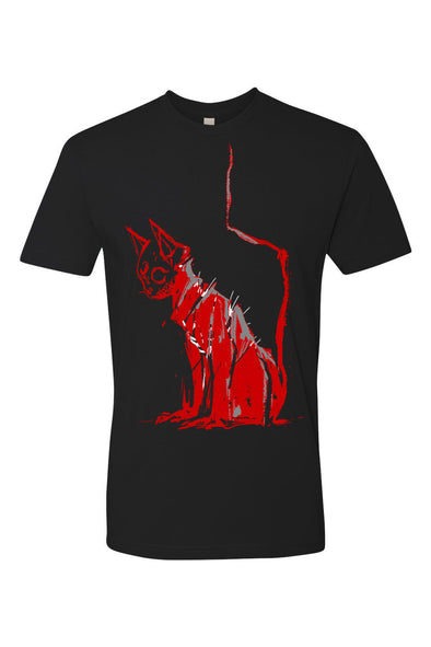 VampireFreaks Dead Kitty Mens T-Shirt