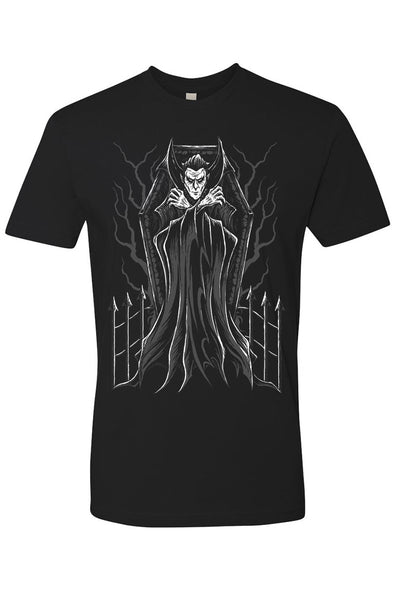 VampireFreaks Dracula in Coffin T-shirt - Vampirefreaks Store