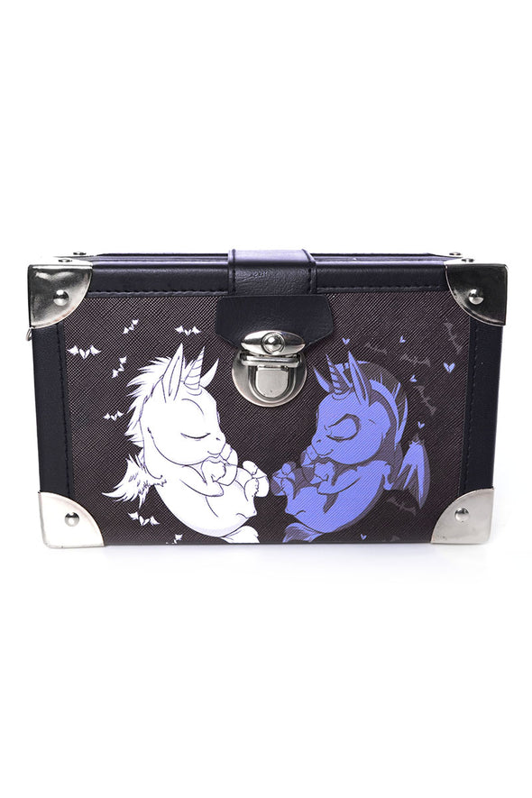 Unicorn Dream Mini Trunk Purse - Vampirefreaks Store
