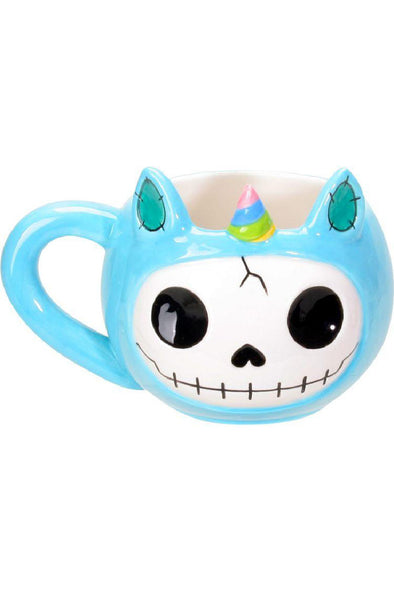 kawaii unicorn mug