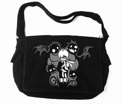 VampireFreaks Possessed Messenger Bag