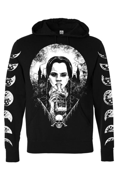 Wednesday Addams Poison [Zipper or Pullover]