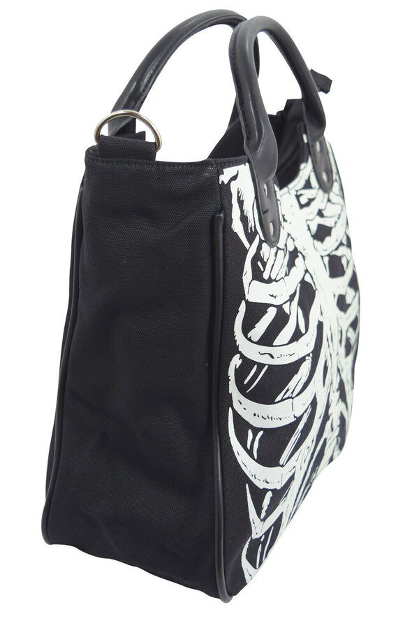 Skeleton Shoulder Bag [Glows in the Dark]