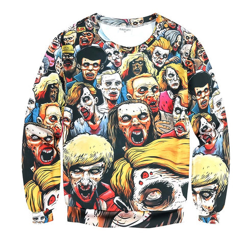 The Walking Dead  Sweatshirts Walkers