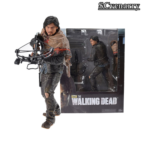 Daryl Dixon Figurine  25cm The Walking Dead