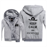 Vestes edition limitée The walking dead Keep Calm