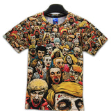 T-Shirt New The Walking Dead