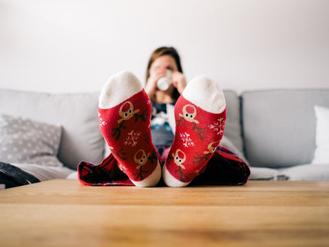 What to buy for Christmas? Photo of christmas sox
