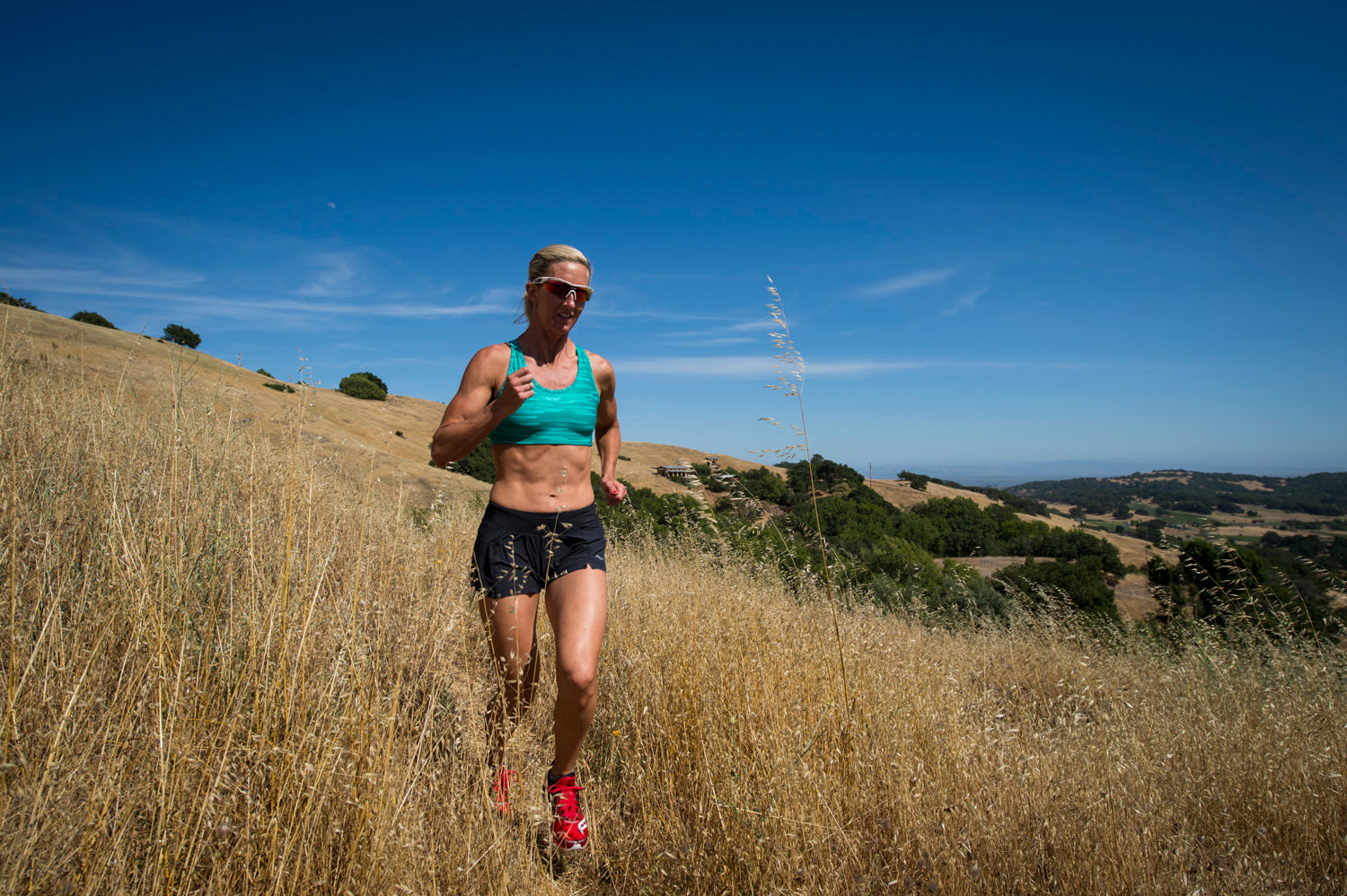 Work Out with Triathlete Star Meredith Kessler: Interval Running Workout