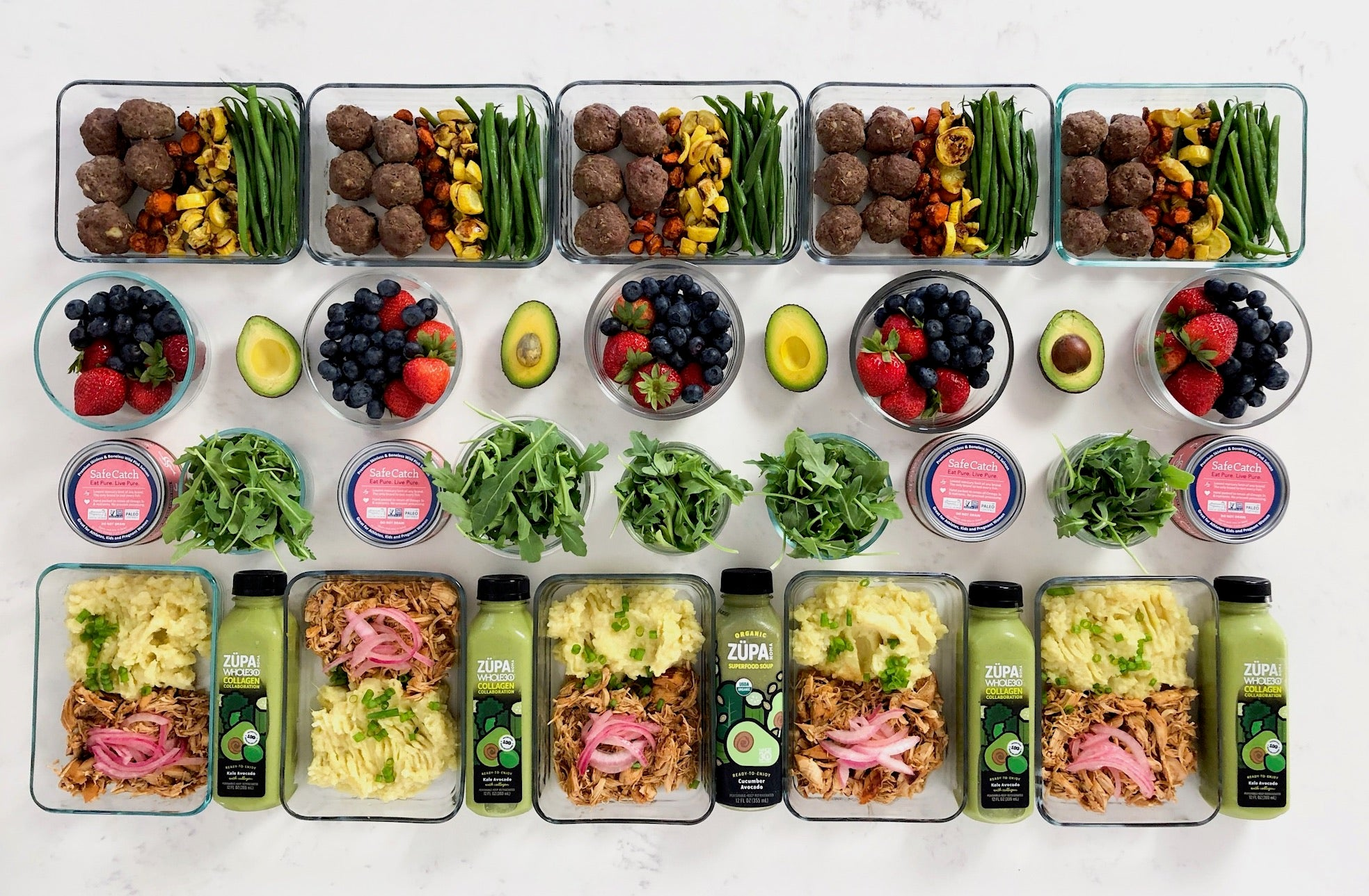 ZUPA x @WHOLEDAILYLIFE Guide to Whole30 Meal Prep