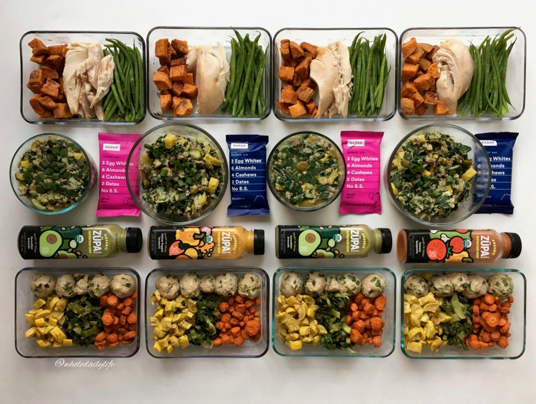 HOW TO WHOLE30 MEAL PREP LIKE A PRO WITH TRACEY GRANT