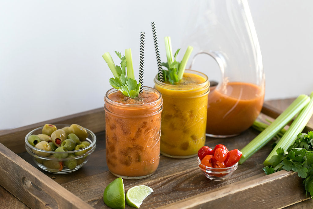 Spice Up Your Brunch With This Guilt-Free Medlie Mary