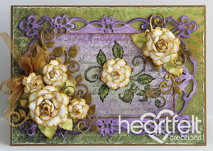 Heartfelt Creations - 5 beginner tips to papercraft beautiful flowers