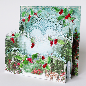 HeartFelt Creations - Easy Tips and Techniques for Beautiful Foldout Christmas Cards
