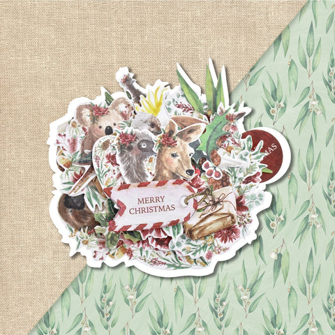 Kaisercraft Under the Gum Leaves Collection
