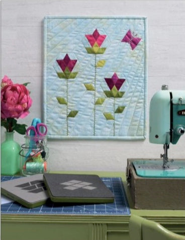 Accuquilt - English Paper Piecing Made Easy Pattern Book