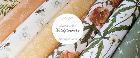 Craft Consortium - At Home In The Wildflowers