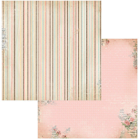 BoBunny - Patterned Paper - Family Heirlooms - 12 X 12 - Lineage