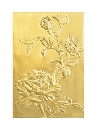 Sizzix - 3-D Texture Fades Embossing Folder - Roses by Tim Holtz
