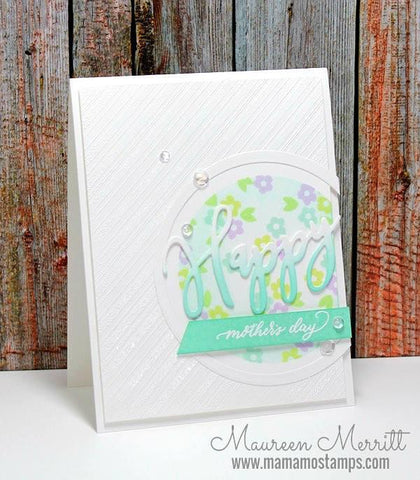 Catherine Pooler Spot On Sentiments Dies Bundle