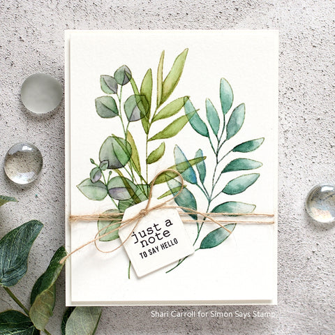 Simon Says Clear Stamps Be Kind