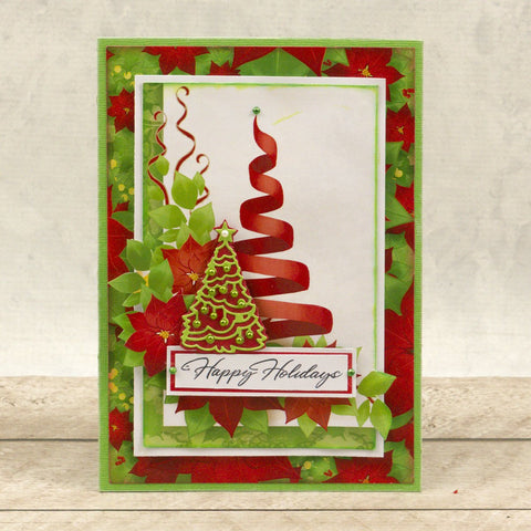 Couture Creations - The Gift of Giving Collection - Mini Die - Christmas Tree