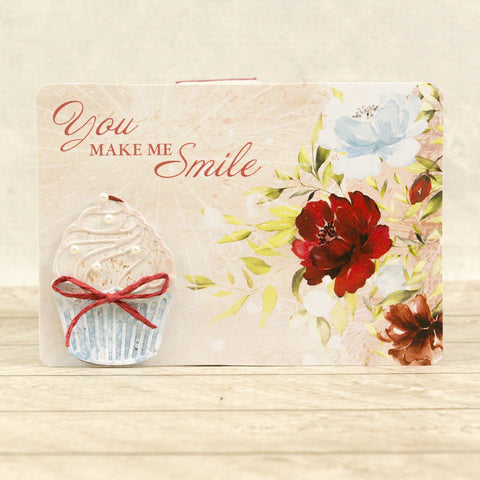 Couture Creations - Blooming Friendship - Mini Die - Swirling Cupcake