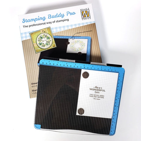 Nellie's Choice - Stamping Buddy Pro