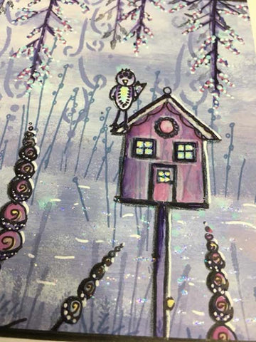PaperArtsy Mini Eclectica³ {Kay Carley} 25