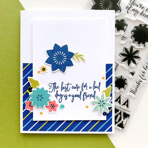 Catherine Pooler - My Kind Floral Stamp and Dies
